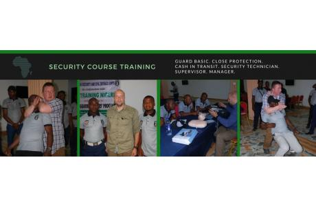 Security Course Training